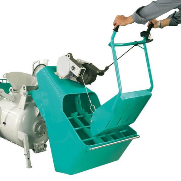 Motore diesel Yanmar - 35 kw, 4 cilindr