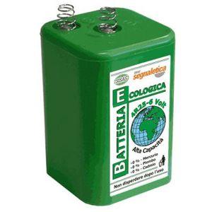 Batterie per lampeggiatori sisas