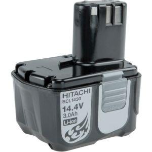 Batterie al litio 14,4 v Hitachi bcl 1430