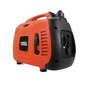 Black & Decker BD 2000S 1,9 kW Generatore Inverter Benzina/GPL