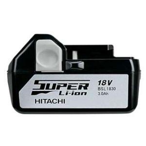 Batterie al litio Hitachi 18 v slide bsl1830