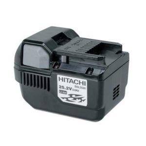 Batterie al litio Hitachi 36 v slide bsl3626