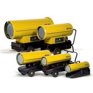 Generatori aria calda a gasolio Oklima
