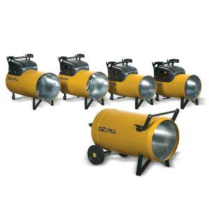 Generatori aria calda a GPL automatici BM2