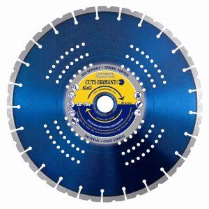 disco per il taglio a umido e secco per Mattoni, Cemento, Cemento armato,