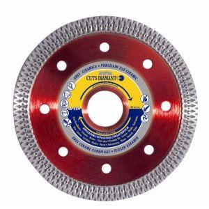 disco diamantato con corona segmentata