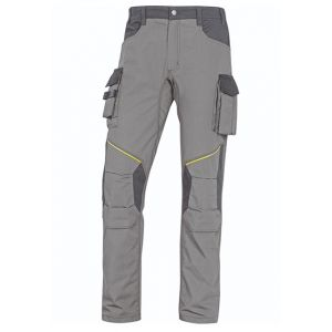 Pantalone grigioDeltaplus corporate