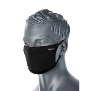Maschera in tessuto antimicrobico a 3 strati