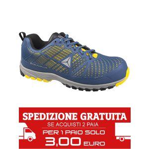 Scarpa antinfortunistica Delta Sport S1P HRO SRC Blu