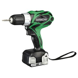 Avvitatore 14,4V 2 Ah Hitachi Litio