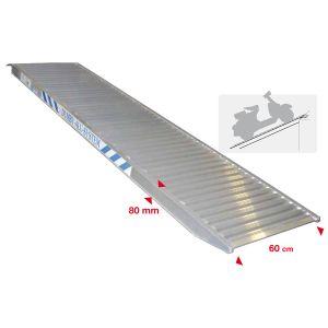 Passerella pedonabili o carrabili in speciale lega di alluminio