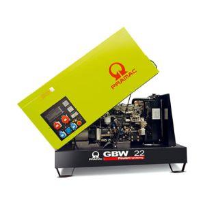 Gruppo elettrogeno Pramac diesel gbw22