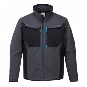 Giacca softshell WX3 Portwest  - T750MGRL - Metal Grey