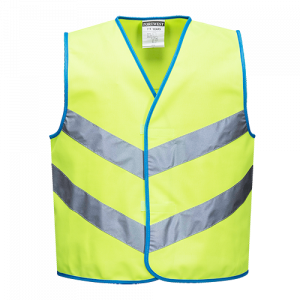 Gilet alta visibilità bambino  Portwest  - JN15LGRL - Lime