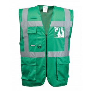 Gilet Executive IONA Portwest  - F476BGRL - Verde Bottiglia