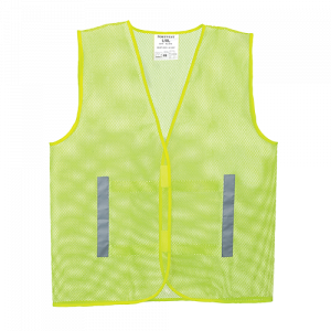Gilet in Mesh Portwest  - F171YERL/XL - Giallo