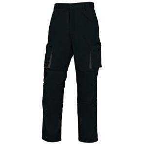 Pantaloni da lavoro neri Panoply mach2