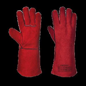 Guanti da saldatore Portwest  - A500RERXL - Rosso
