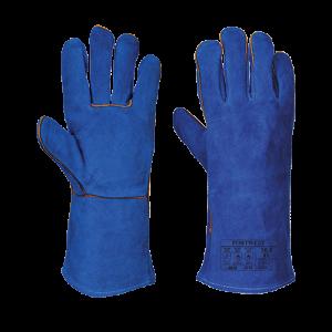 Guanti da saldatore Portwest  - A510BLUXL - Blu