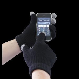 Guanto in maglia Touchscreen Portwest  - GL16BKRL/XL - Nero