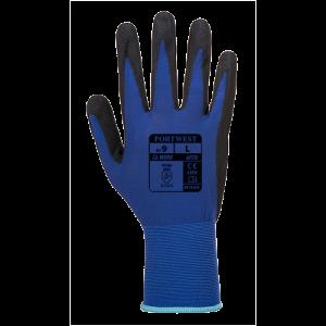 Guanto Nero Lite Foam Portwest  - AP70B8RL - Blu-Nero