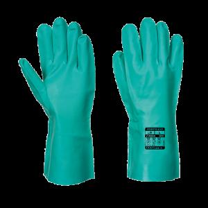 Guanto protezione chimica Portwest  - A810GNRL - Verde