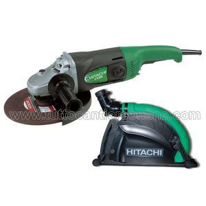 Smerigliatrice Hitachi g23sr + cuffia antipolvere