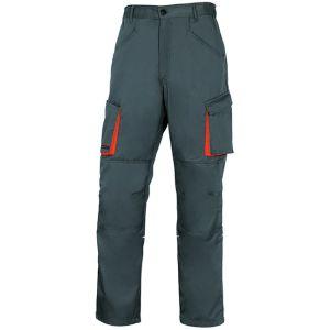Pantaloni da lavoro grigio Deltaplus M2pan