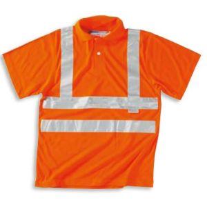 Poli alta visibilità arancio Panoply