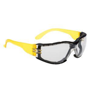 Occhiali Avvolgenti  Plus  Portwest  - PS32SKR - Smoke