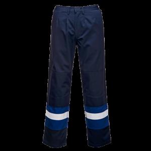 Pantaloni Bizflame plus Portwest  - FR56NAR4XL - Navy