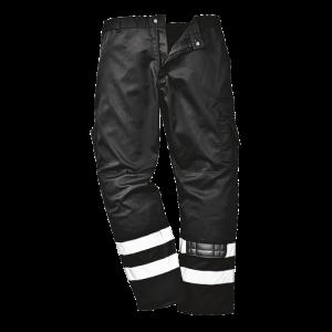 Pantaloni Combat di Sicurezza Iona Portwest  - S917BKRL - Nero