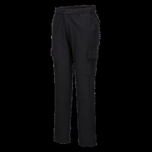 Pantaloni Combat Stretch Slim Fit Portwest  - S231BKR28 - Nero