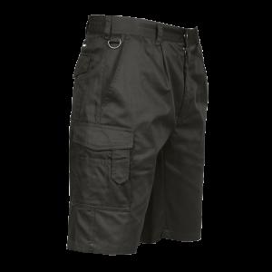 Pantaloni corti Combat Portwest  - S790BKRL - Nero