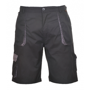 Pantaloni corti Portwest Texo Portwest  - TX14BKRL - Nero