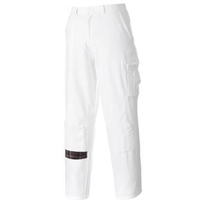 Pantaloni da tinteggiatore Portwest  - S817WHR4XL - Bianco