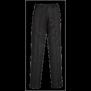Pantaloni elastici da donna Portwest  - LW97BKR4XL - Nero