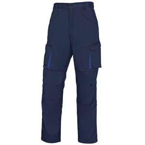 Pantaloni da lavoro felpati blu panoply