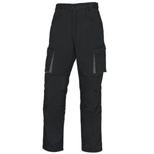 Pantaloni da lavoro felpati Ner