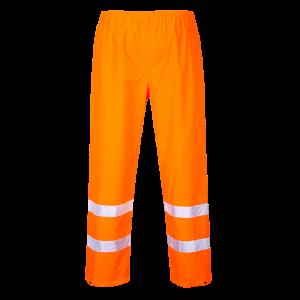 Pantaloni traffico ad alta visibilità Portwest  - S480ORRL - Arancio