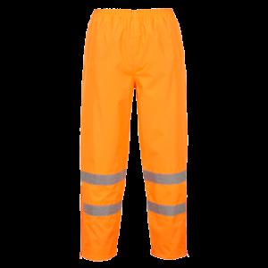 Pantaloni traspiranti  alta visibilità Portwest  - S487ORRL - Arancio
