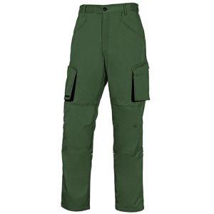 Pantaloni da lavoro grigio Deltaplus M2pan Retro