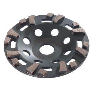 Platorello Diamantato per calcestruzzo cemento granito