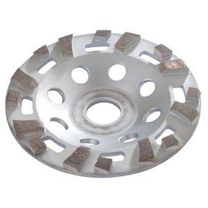 Platorello Diamantato per calcestruzzo cemento granito per superfici dure