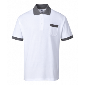 Polo Imbianchini Pro Portwest  - KS51WHRL - Bianco