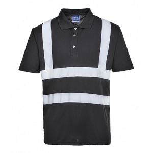 Polo Iona Portwest  - F477BKR4XL - Nero