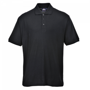 Polo Madrid  Portwest  - CP10BKRXXL - Nero