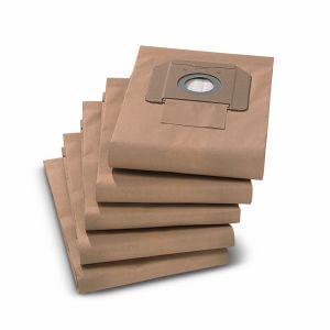 Sacchetti raccoglipolvere in carta  35 Lt (5pz)