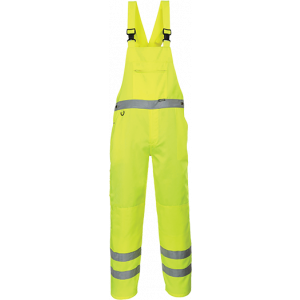Salopette ad alta visibilità Portwest  - E048YERXXXL - Giallo