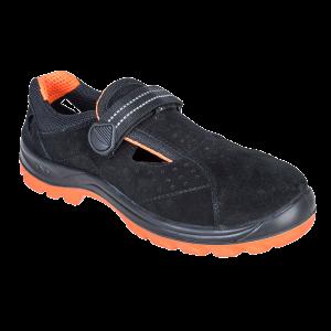 Sandalo Obra Steelite S1 Portwest  - FW42BKR35 - Nero